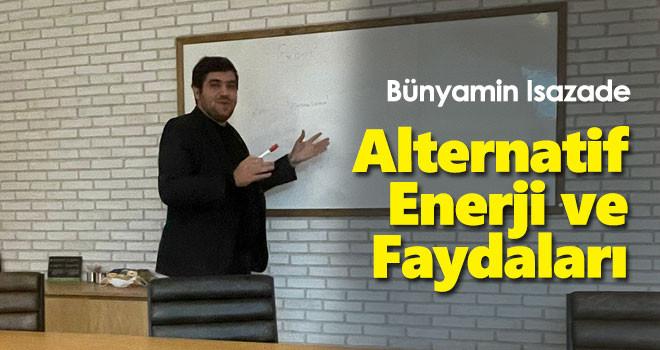 Alternatif Enerji ve Faydaları