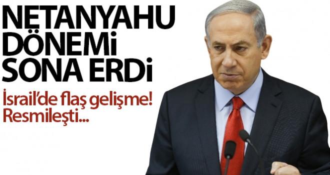 12 yıllık Netanyahu dönemi sona erdi