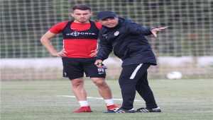 Antalyaspor'da Beşiktaş maçı hazırlıkları