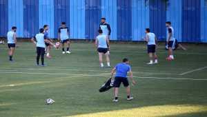 Adana Demirspor'da Altay maçı hazırlıkları sürüyor