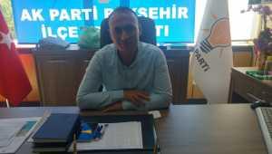 İlçe Başkanı Elkin'den kapalı sulama sistemi projesi açıklaması