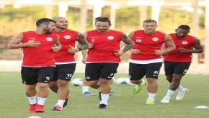 Fraport TAV Antalyaspor'da Medipol Başakşehir maçı hazırlıkları