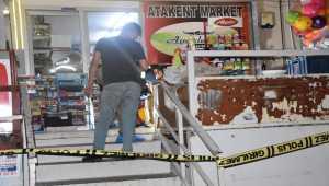Adana'da bakkala silahlı soygun: 1 yaralı