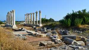 Arkeologların hedefi ünlü şair Aratos'un anıt mezarını bulmak