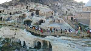 Tarihi Kayaşehir'i bayram tatilinde yaklaşık 15 bin kişi gezdi
