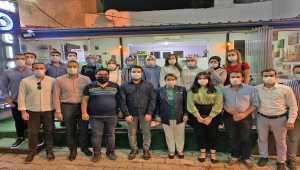 AK Parti Milletvekili Günay gençlerle buluştu