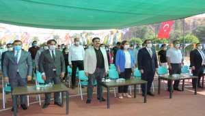 AK Parti Sivas Milletvekili Semiha Ekinci Zara'da