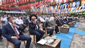 AK Parti Türkoğlu 7. Olağan İl Kongresi yapıldı