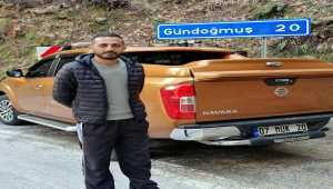 Antalya'da çıkan silahlı kavgada bir kişi öldü, bir kişi yaralandı