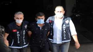 Antalya'da ormanlık alanda gömülü halde cesedi bulunan kadının katil zanlısı yakalandı