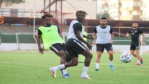 Atakaş Hatayspor'da Fenerbahçe maçı hazırlıkları devam ediyor