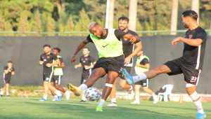 Atakaş Hatayspor, Kasımpaşa maçının hazırlıklarına başladı