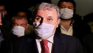 BBP Genel Başkanı Destici, Kobani eylemlerine ilişkin soruşturmayı değerlendirdi: