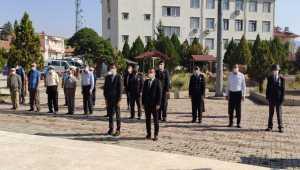 Burdur'da 19 Eylül Gaziler Günü dolayısıyla program düzenlendi