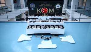 Adana'da organize suç örgütü operasyonu: 25 gözaltı