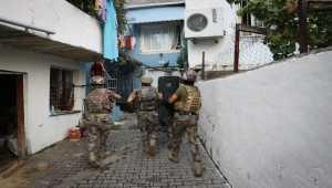 Hatay'da arananlara yönelik operasyonda bir kişi yakalandı