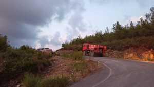 Hatay'da iki ayrı bölgede çıkan orman yangını kontrol altına alındı