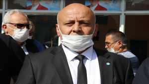 İYİ Parti Uluborlu ilçe binasına taşlı saldırı iddiası