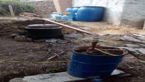 Kırıkkale'de 950 litre sahte rakı ele geçirildi