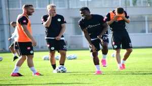 Konyaspor'da Beşiktaş maçı hazırlıkları