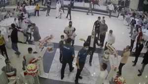 Mersin'de Kovid-19 tedbirlerine uyulmayan düğüne polis baskını