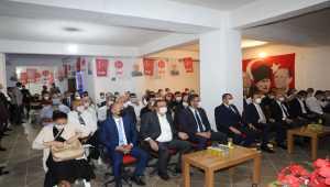 MHP'de Elmalı İlçe Başkanı Hasan Sert güven tazeledi