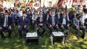 MHP Genel Başkan Yardımcısı Durmaz, Niğde'de il kongresinde konuştu:
