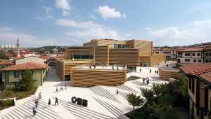 Odunpazarı Modern Müze'ye İngiltere'den