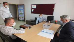Ulaş ve Suşehri ilçelerindeki okullarda İŞKUR'dan istihdam edilecek personel kurayla belirlendi