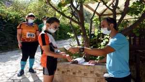 6. Uluslararası Alanya Oryantiring Festivali başladı