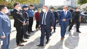 Adana Valisi Süleyman Elban'dan ziyaret