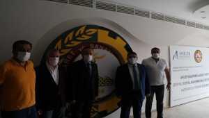 AK Parti Ankara Milletvekili Turan'dan Kırşehir TSO'ya ziyaret