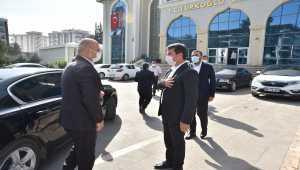 AK Parti Milletvekili Kılıç, Okumuş'u ziyaret etti