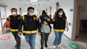 Aksaray'da eski eşini pompalı tüfekle yaralayan kadın tutuklandı