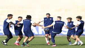 Ankaraspor, Balıkesirspor maçının hazırlıklarını tamamladı