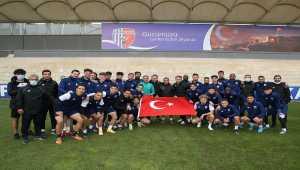 Ankaraspor'da Menemenspor maçı hazırlıkları