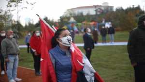Başkentte Şule Çet Parkı'nın açılışı yapıldı