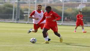 Demir Grup Sivasspor'da Çaykur Rizespor maçı hazırlıkları