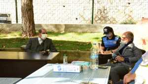 Emniyet Müdürü Cebeloğlu'dan Ziyaret