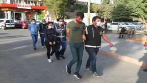 Kahramanmaraş'ta Gasp yapan 3 kişi tutuklandı