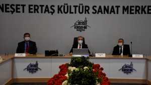 Kırşehir Bağımlılıkla Mücadele Koordinasyon Kurulu Toplantısı yapıldı