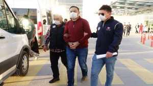 Konya'da FETÖ'nün firarilerine yönelik operasyonda 7 zanlı yakalandı