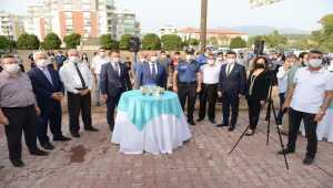 Kumluca'da aşevi açıldı