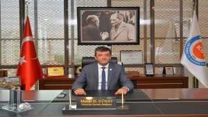 KUTSO Başkanı Günay: