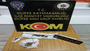 Mersin'de uyuşturucu operasyonu: 2 gözaltı