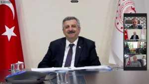 OSBÜK Başkanı Kütükcü'den OSB'lerdeki