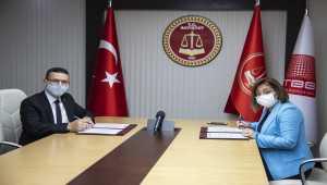 Sayıştay ile Türkiye Belediyeler Birliği arasında iş birliği protokolü imzalandı