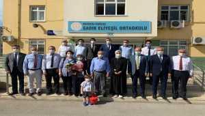 Şehit Üsteğmen Ozan Olgu Köreke'nin adı Mersin'de mezun olduğu okulda yaşatılacak