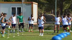 Serik Belediyespor'da Turgutluspor maçı hazırlıkları