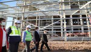 Sivas'ta tarım ve hayvancılık sektörünün lokomotifi olacak SİVTAŞ gün sayıyor